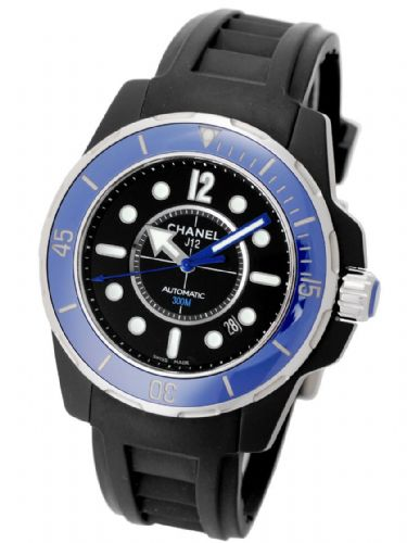 CHANEL J12 Marine Automatic Unisex Watch H2559